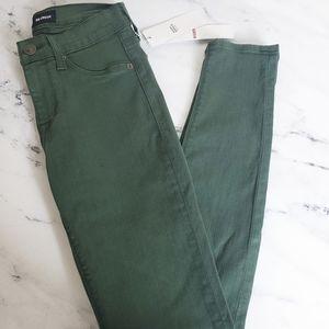 Hudson Midrise Natalie Super Skinny Jeans 25